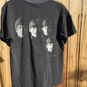 Vintage The Beatles Shirt Size Medium